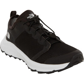 The North Face Litewave Flow Lace II Shoes Dam tnf black/tnf white